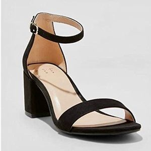 Shoes - Heeled Sandal
